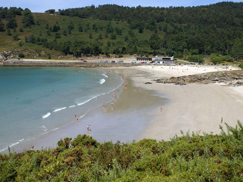 Playa de Balarés - Ponteceso