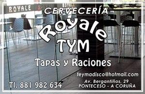 Tarjeta Royal TYM