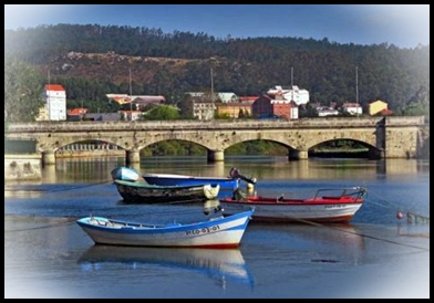 Puente río Anllóns - Ponteceso